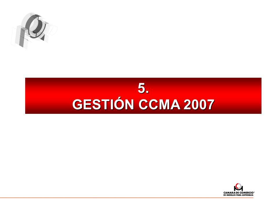 5. GESTIÓN CCMA 2007