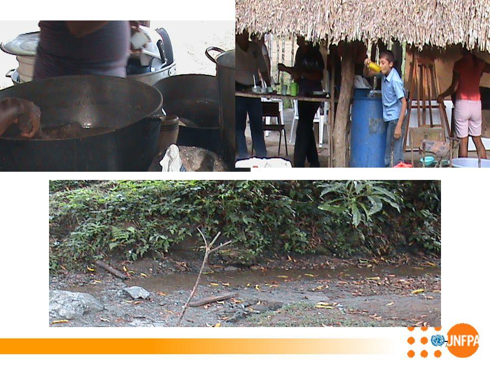 18 Alcance 5: Alcance 5: Las instancias institucionales competentes en la respuesta humanitaria en los territorios, avanzan en la garantía de los DSR de adolescentes, jóvenes y mujeres (IASC, UNETE, CREPADs de Sucre & Bolívar, HOMI, ONG, CR).