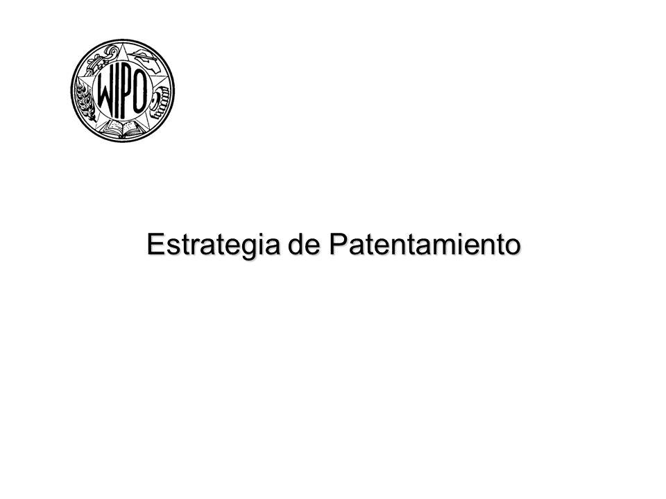 Estrategia de Patentamiento