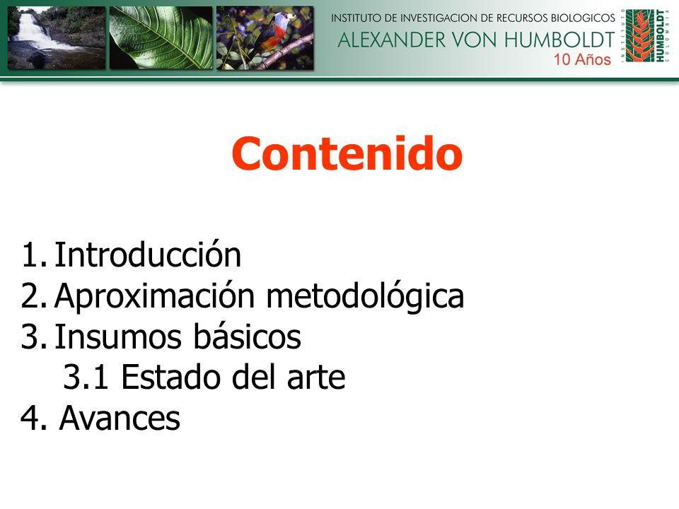 Insumos para el Plan Estratégico Análisis de contexto 1.