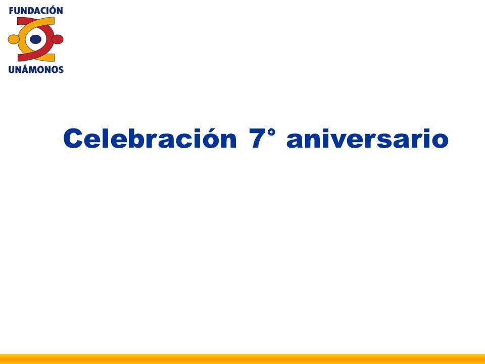 Celebración 7° aniversario