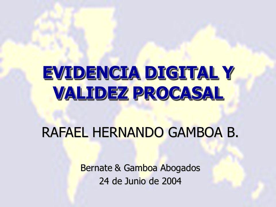 Bernate & Gamboa Abogados.Bogotá, junio 24 de 2004 6.
