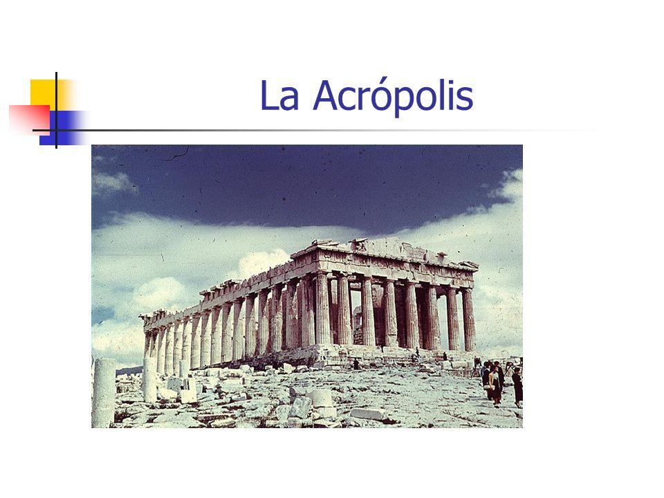 La Acrópolis
