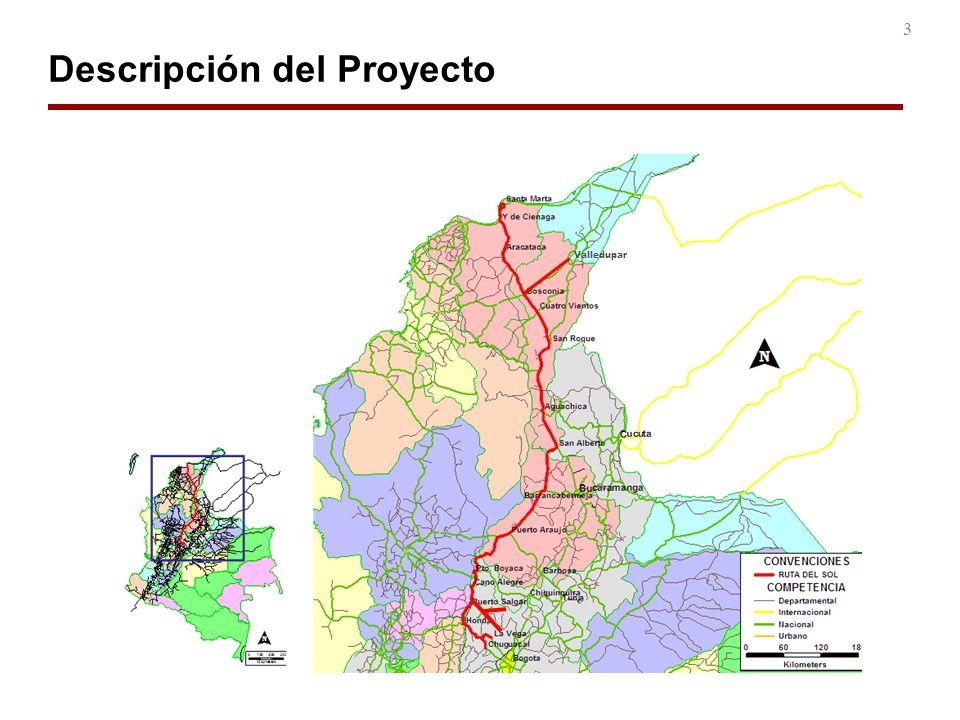 3 Descripción del Proyecto Valledupar