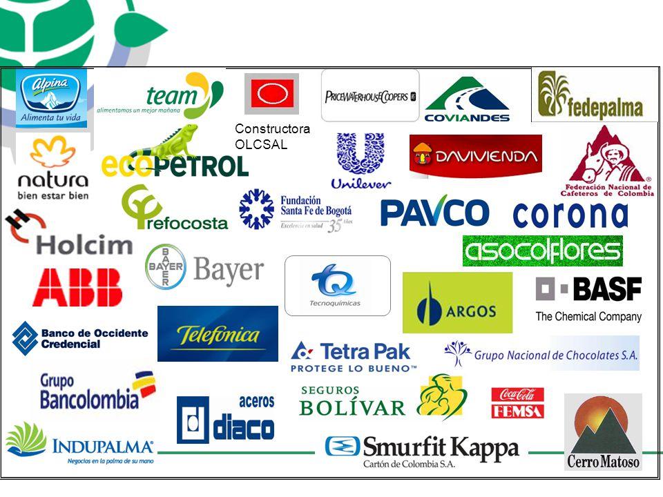 CONSEJO EMPRESARIAL COLOMBIANO PARA EL DESARROLLO SOSTENIBLE - CECODES Constructora OLCSAL