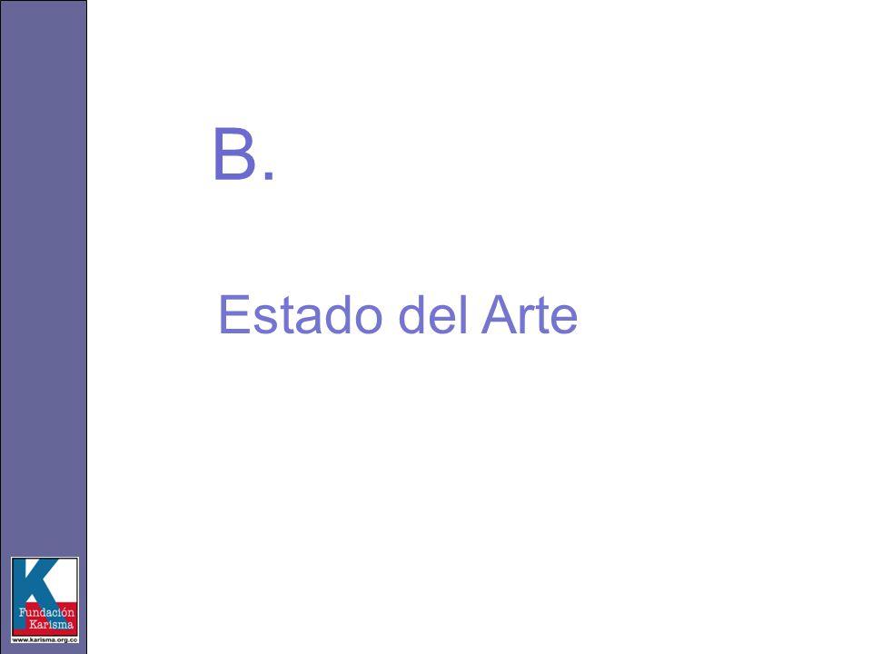Estado del Arte B.