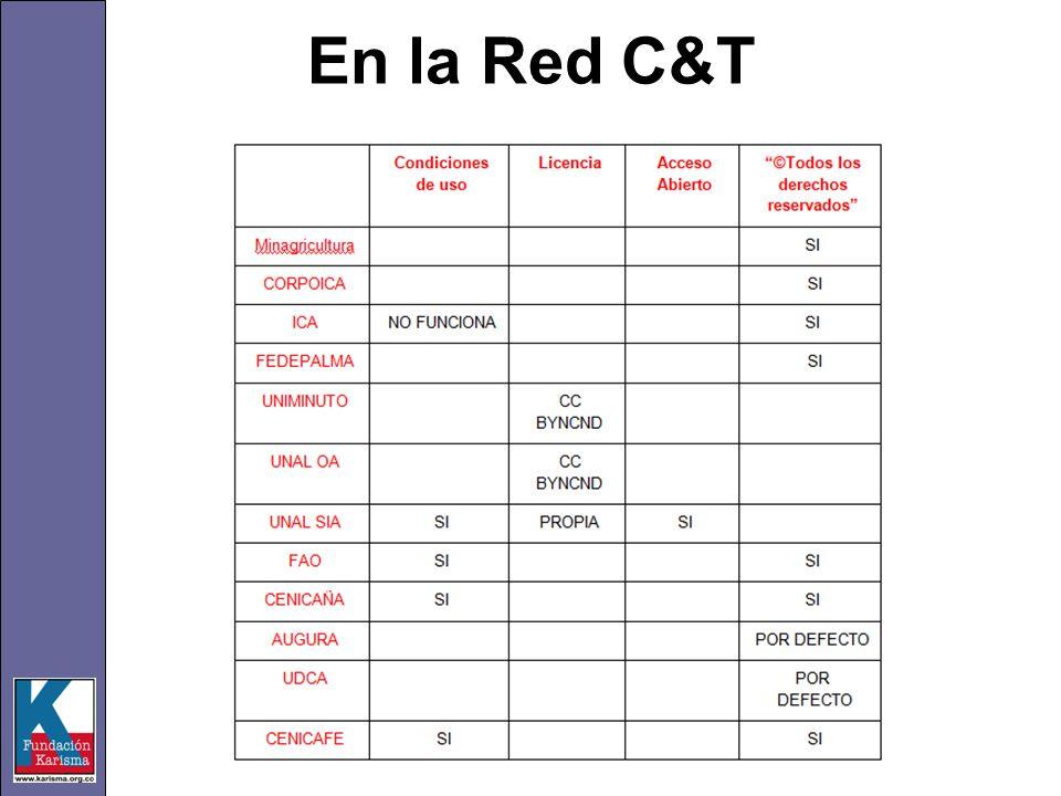 En la Red C&T