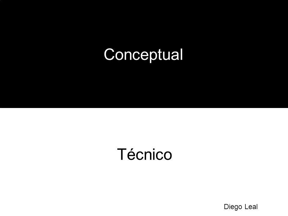 Conceptual Técnico Diego Leal