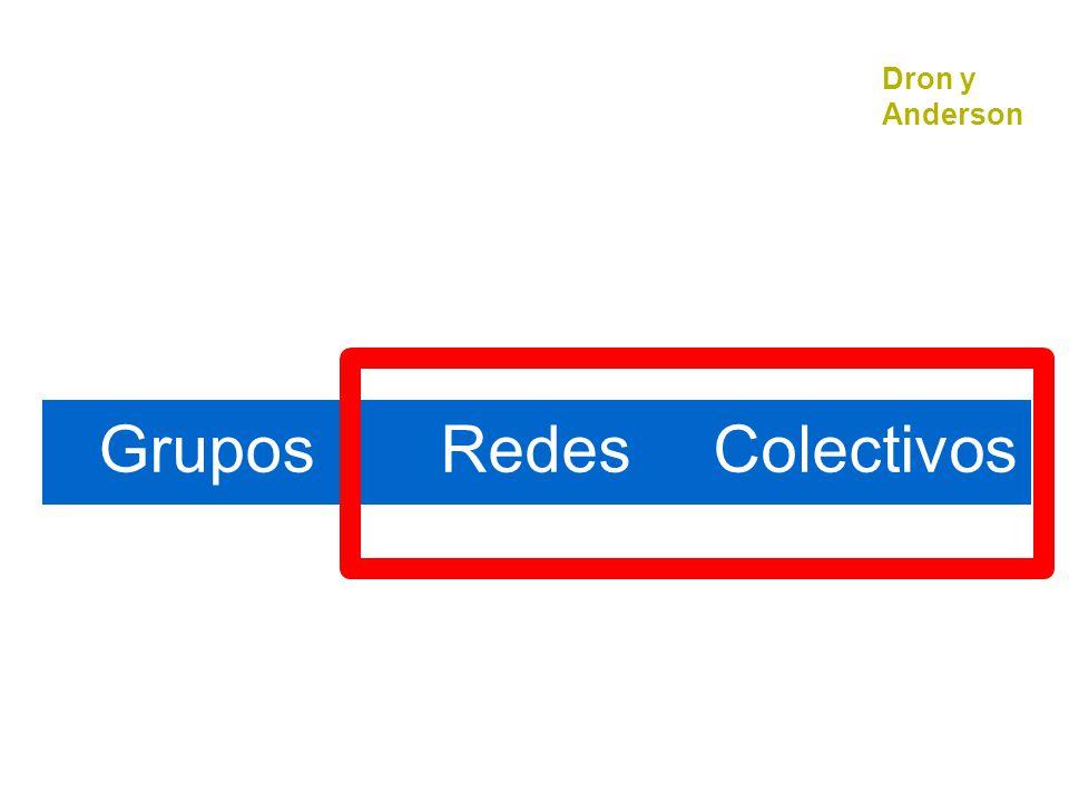 Dron y Anderson GruposRedesColectivos