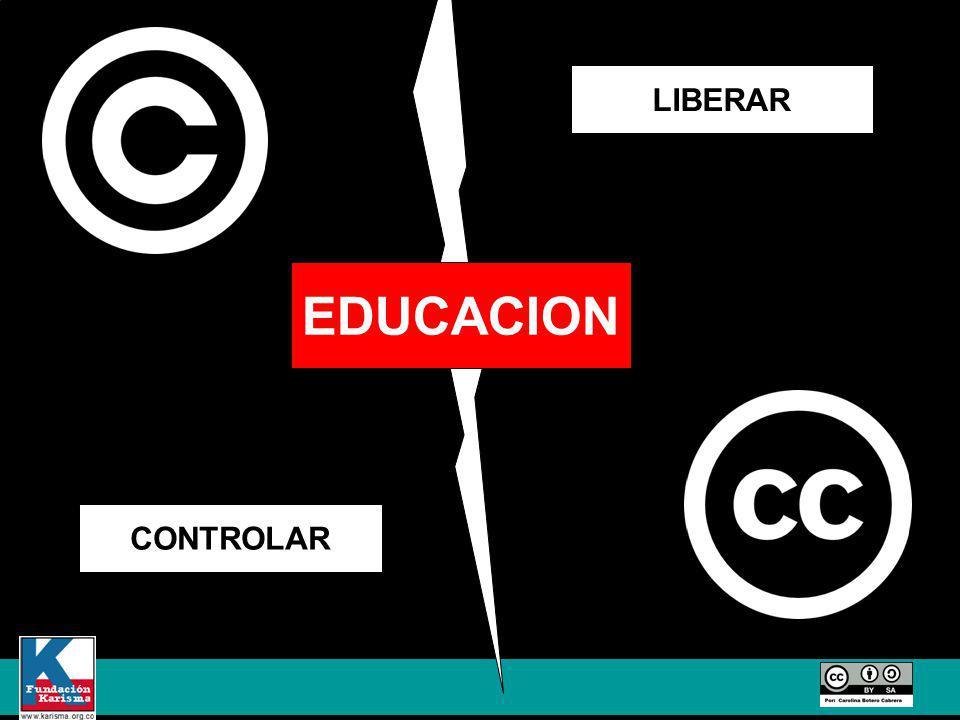 CONTROLAR LIBERAR EDUCACION