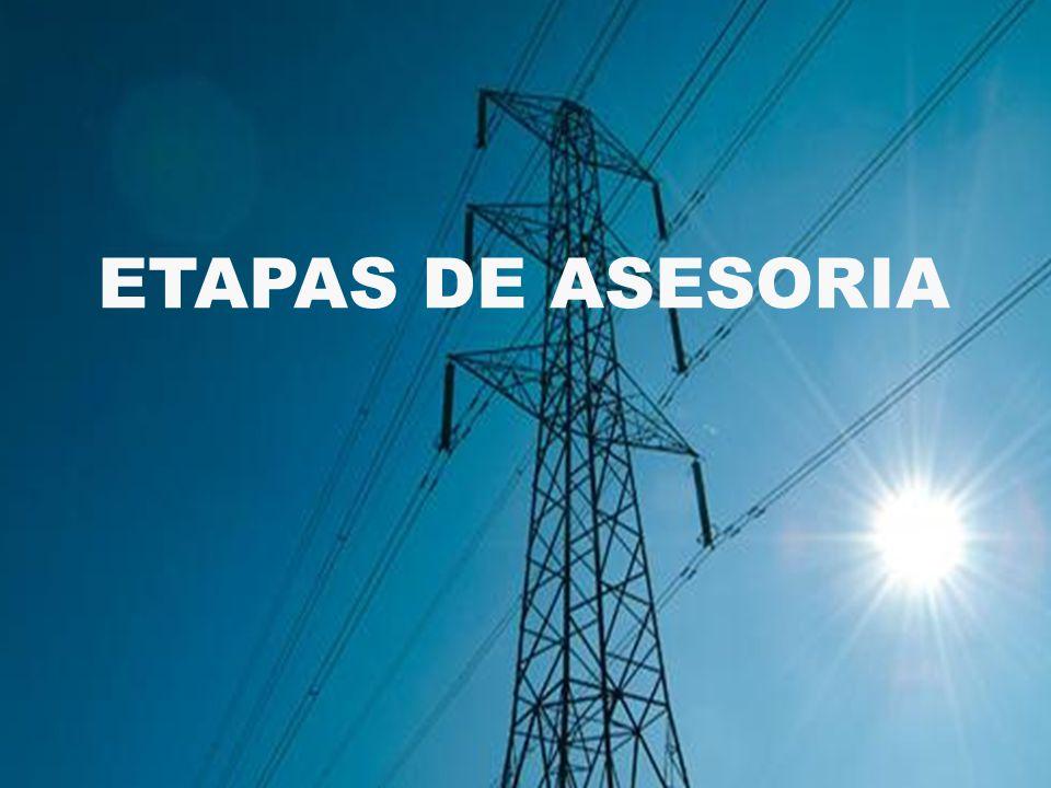 ETAPAS DE ASESORIA