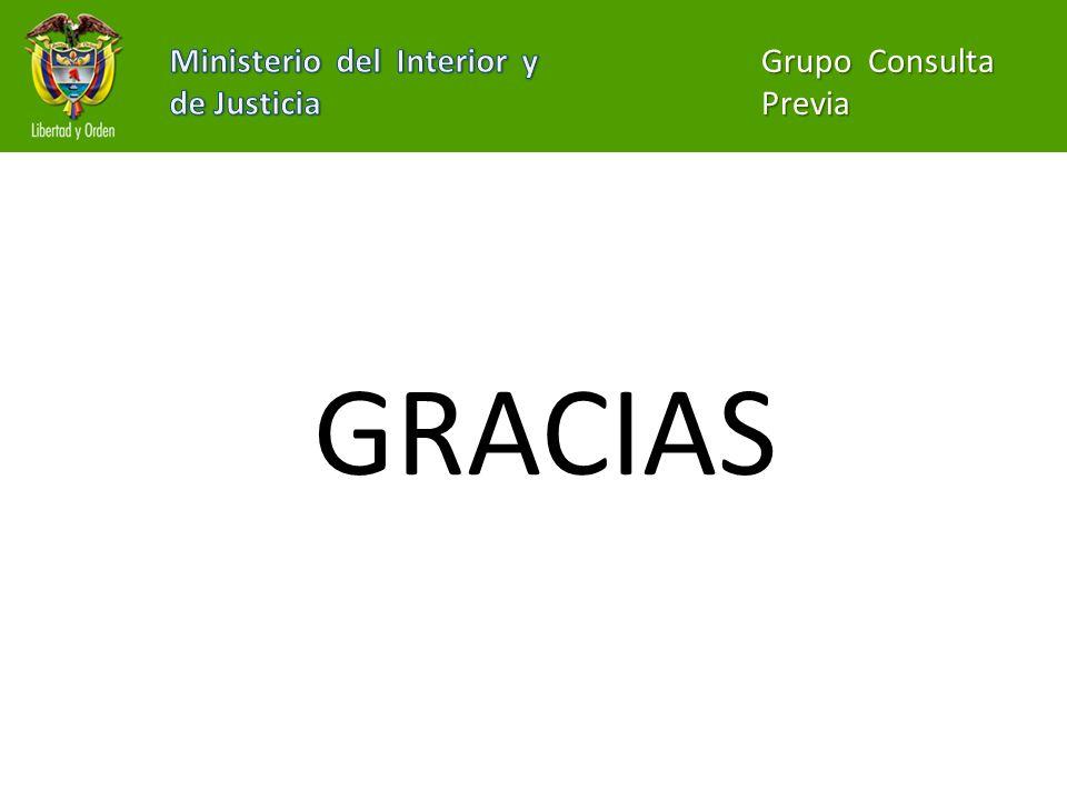 GRACIAS Grupo Consulta Previa