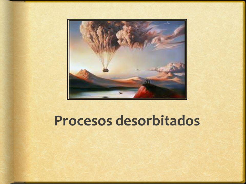Procesos desorbitados