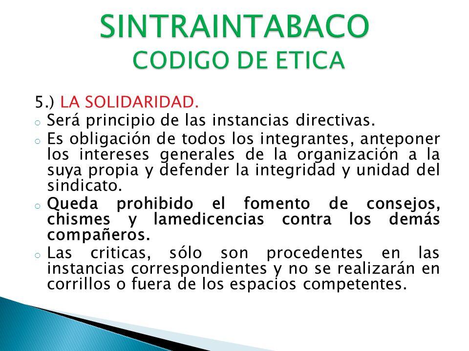 4.) COMPRENSIÓN DIÁFANA DE LA DISCIPLINA Teniendo como base la aceptación consiente de las determinaciones, orientaciones y conclusiones de los estatu