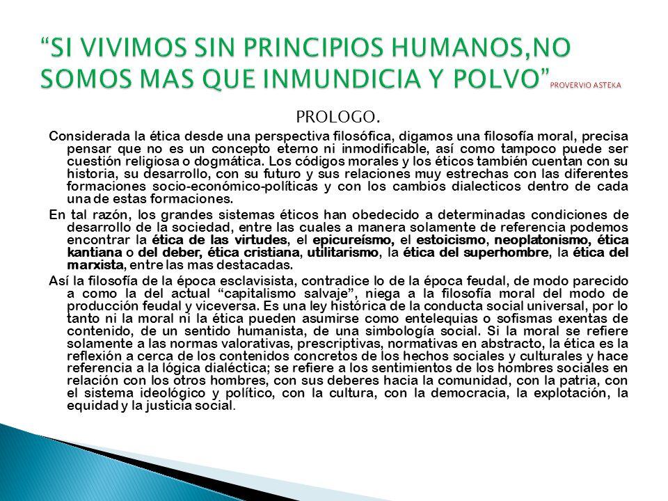 7.) LA IDENTIDAD DE LOS OBJETIVOS.La raíz de clase, la lucha común y las pruebas que ella exige.