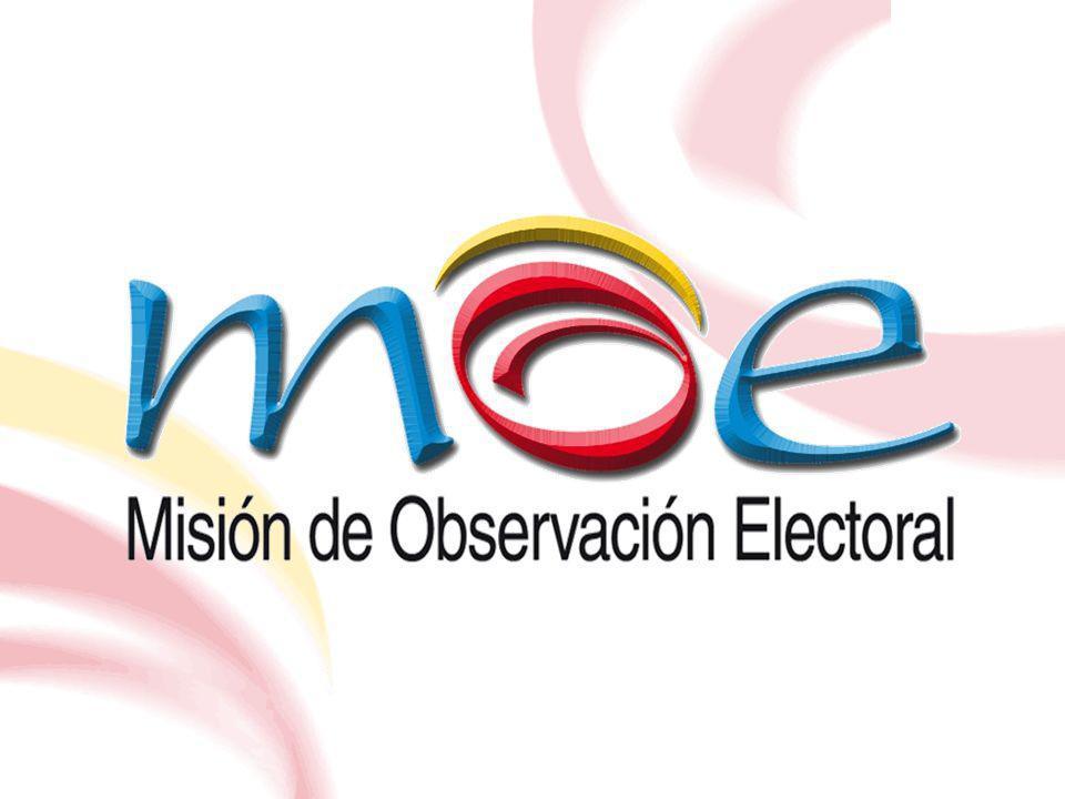 DE LA PARAPOLITICA DE 2006 A LA DEL 2010 Observatorio Democracia, MOE Claudia López, directora Marzo 30 de 2010