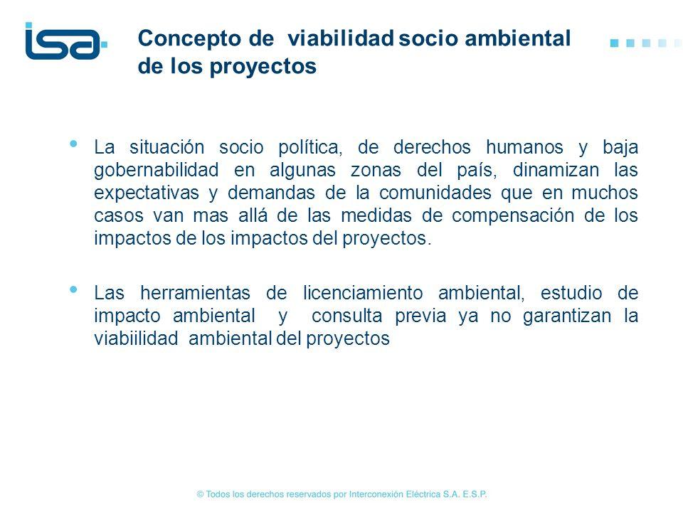 Avanzar en un marco de identificación, evaluación y valoración de impactos sociales directos e indirectos, así como en sus medidas de mitigación y compensación.