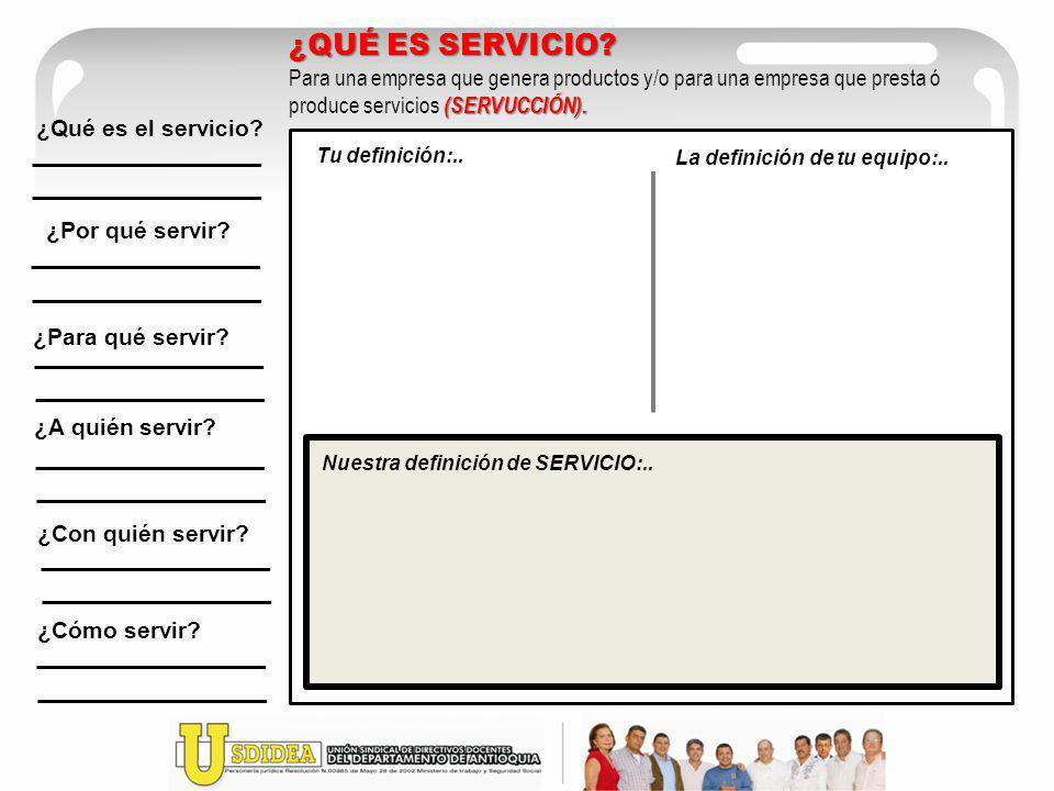 TALLER: Estudios del Servicio al cliente ¿Cómo realizar el estudio de satisfacción.
