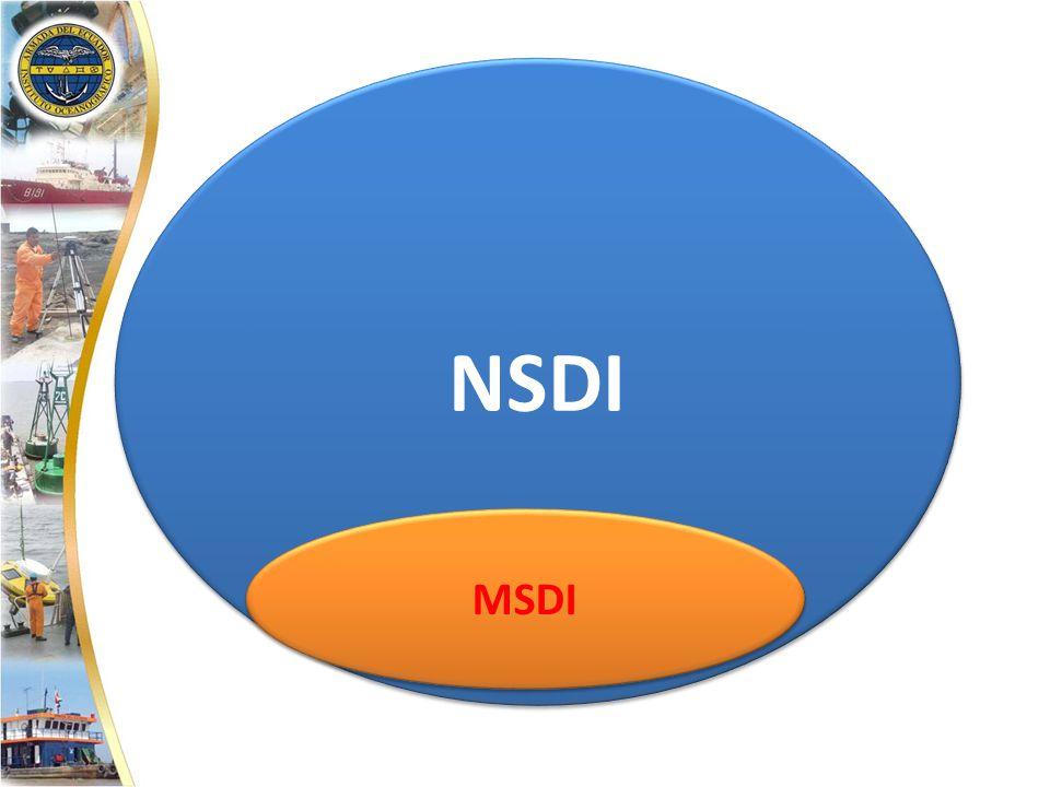 NSDI MSDI