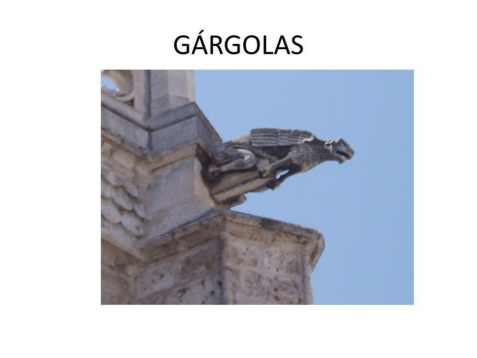 GÁRGOLAS