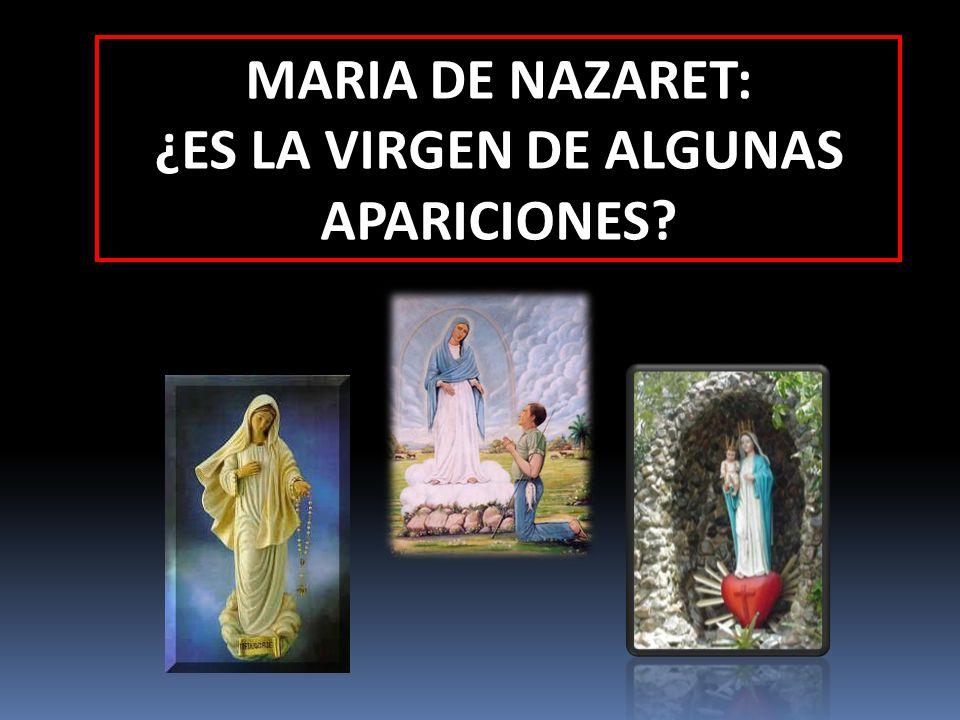RELEXIONA Y RESPONDE - Examina las recomendaciones que da la Virgen en algunas de estas apariciones: - recomendaciones de oraciones, ayunos, penitencias, sobre todo.