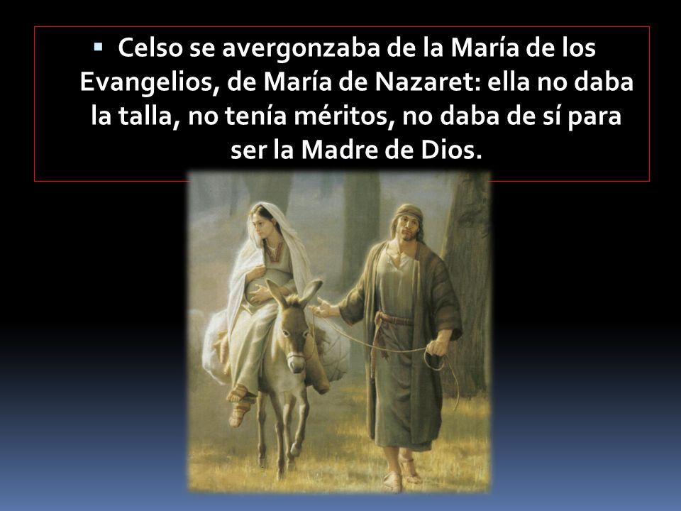 A María de Nazaret los cristianos la enjoyamos, la coronamos como Reina, le levantamos templos magníficos, le atribuimos apariciones, mensajes apocalípticos, milagros.
