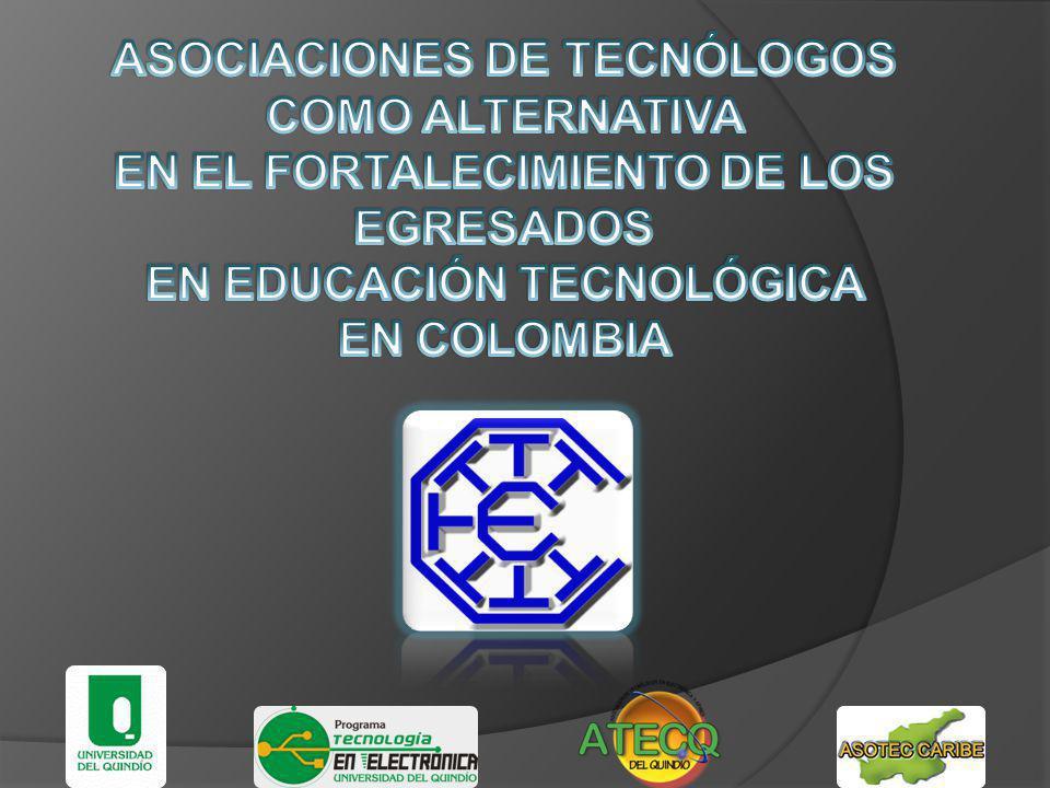 Crear un sistema de información multidisciplinario entre las instituciones relacionadas con la educación tecnológica para seguimiento de egresados con la participación de Conaltel y sus Asociaciones.
