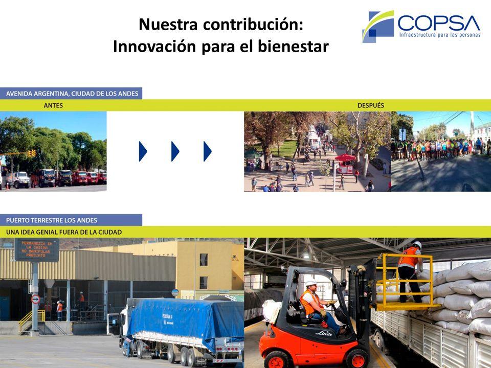 Parque Automotor El sostenido crecimiento del país ha permitido que el número de vehículos crezca a una tasa promedio mayor al 6 % en el ultimo quinquenio.