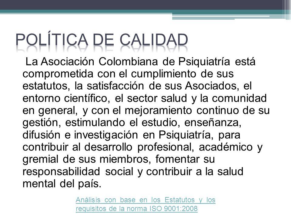 EL ESTADO DE ACCIONES CORRECTIVAS Y PREVENTIVAS Revisión por la Dirección 2 - 2012