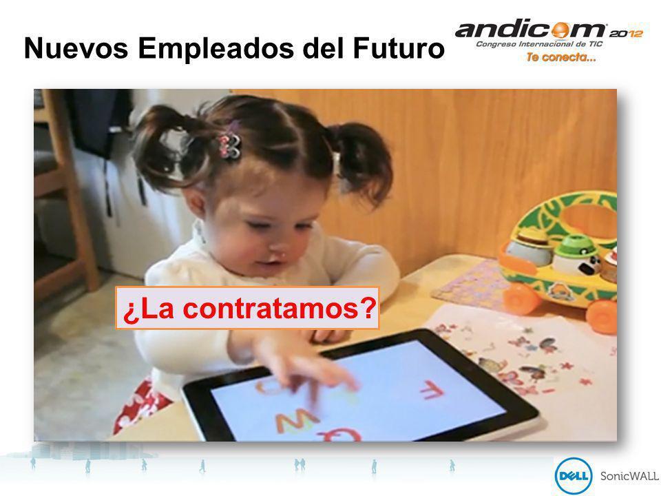 Nuevos Empleados del Futuro ¿La contratamos