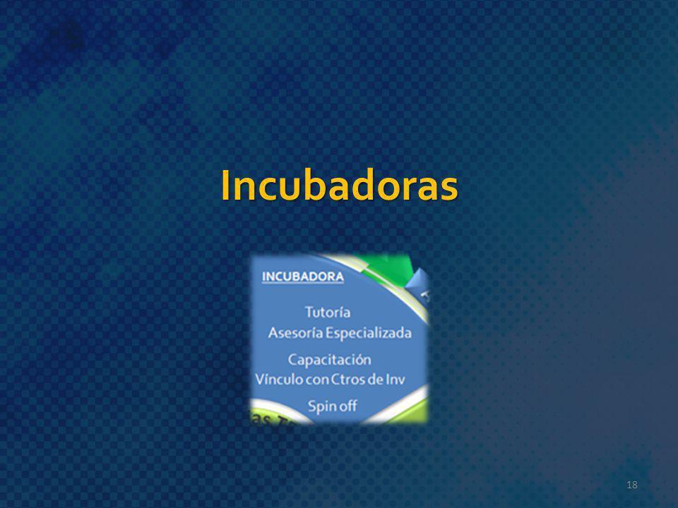 Incubadoras 18