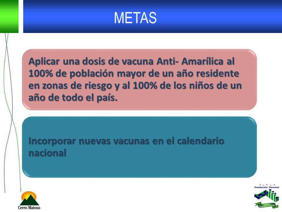 ESTRATEGIAS Vacunación Institucional Vacunación Extramural: Vacunación Casa a Casa.