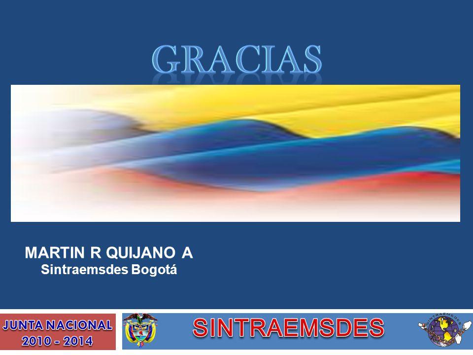 Sintraemsdes Bogotá