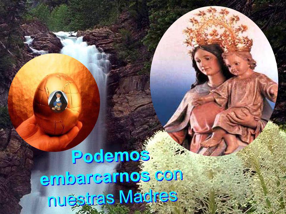 Podemos embarcarnos con nuestras Madres P o d e m o s e m b a r c a r n o s c o n n u e s t r a s M a d r e s