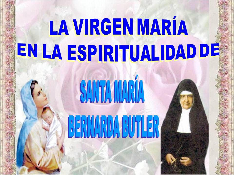 Enseñó que: Cada Hermana debía tener en María, el modelo de Mujer Consagrada, discípula de Jesús, ardiente misionera.