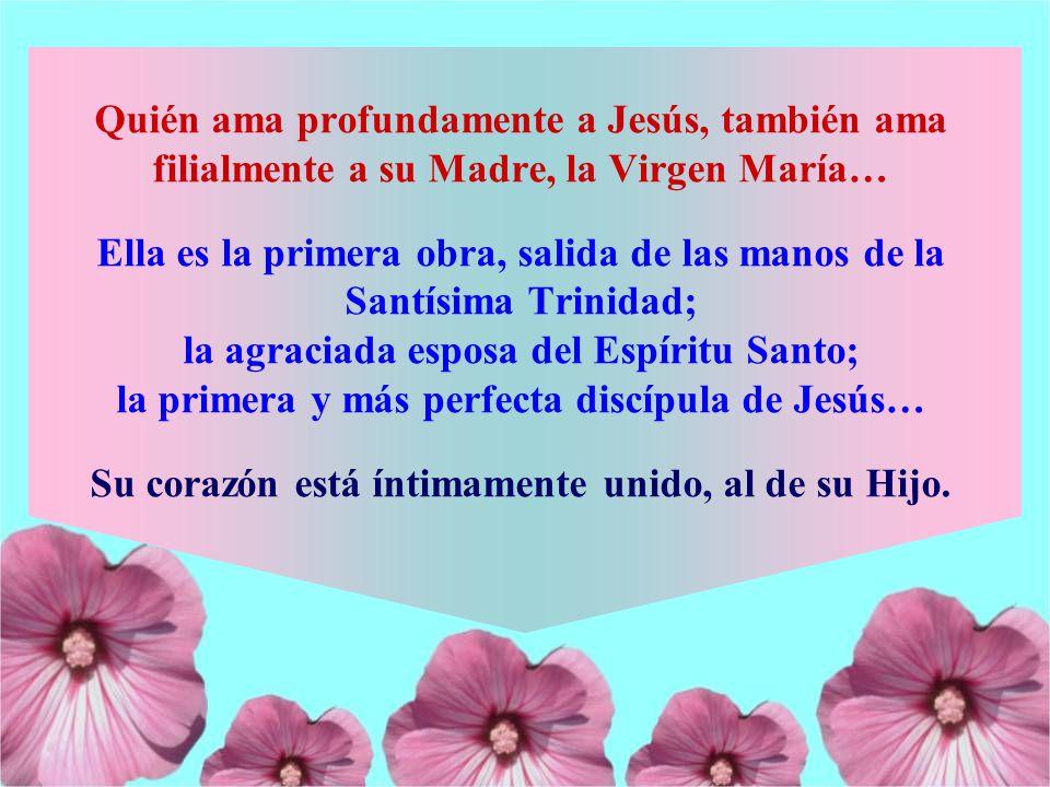 A igual que Francisco de Asís, María Bernarda Bütler manifestó su amor a la Virgen María, a través de su propia vida. En sus escritos, nos ha dejado p