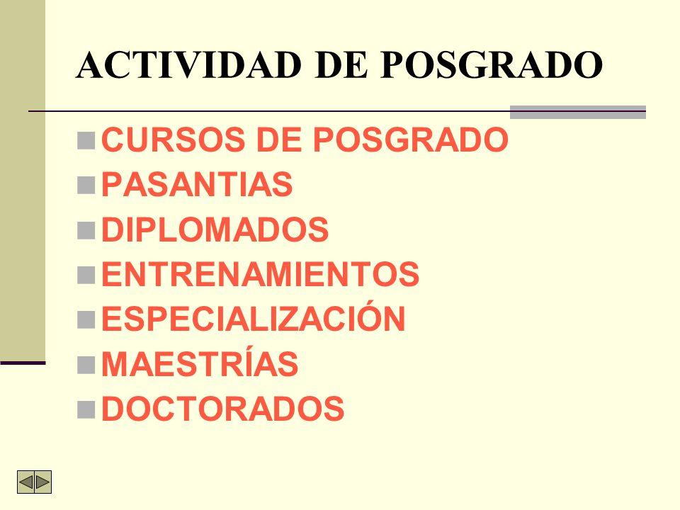 PLAN DE ESTUDIO CARACTERISTICAS 5 Años de estudios 49 % de Teoría y 51 % Práctica.