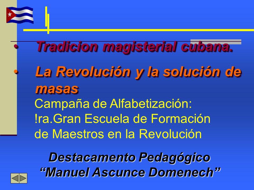 EDUCACION SUPERIOR CUBANA (45 CENTROS) CES: (Según Ley No.