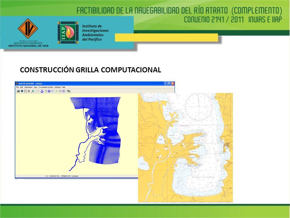 CONSTRUCCIÓN GRILLA COMPUTACIONAL
