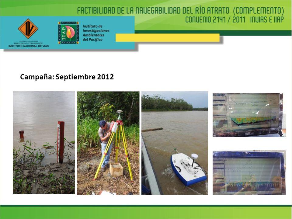 Campaña: Septiembre 2012