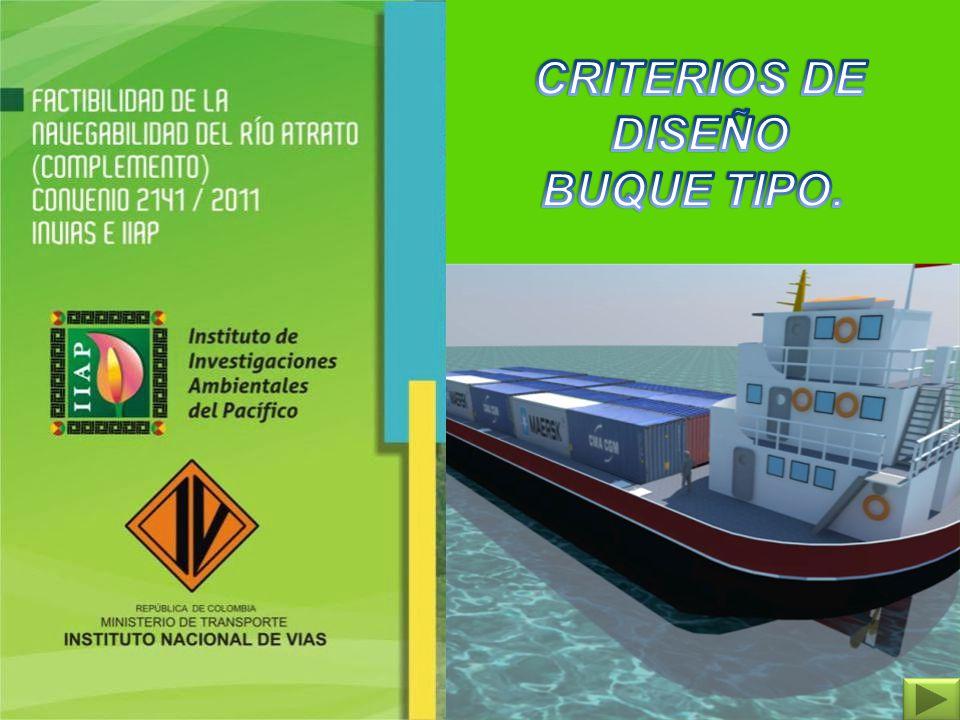 SEÑALIZACIÓN CANAL NAVEGABLE El sistema de navegación se establecen especialmente para atender la necesidad de movimiento eficiente y seguro de los buques de carga y pasajeros que utilicen el canal navegable del Río Atrato.