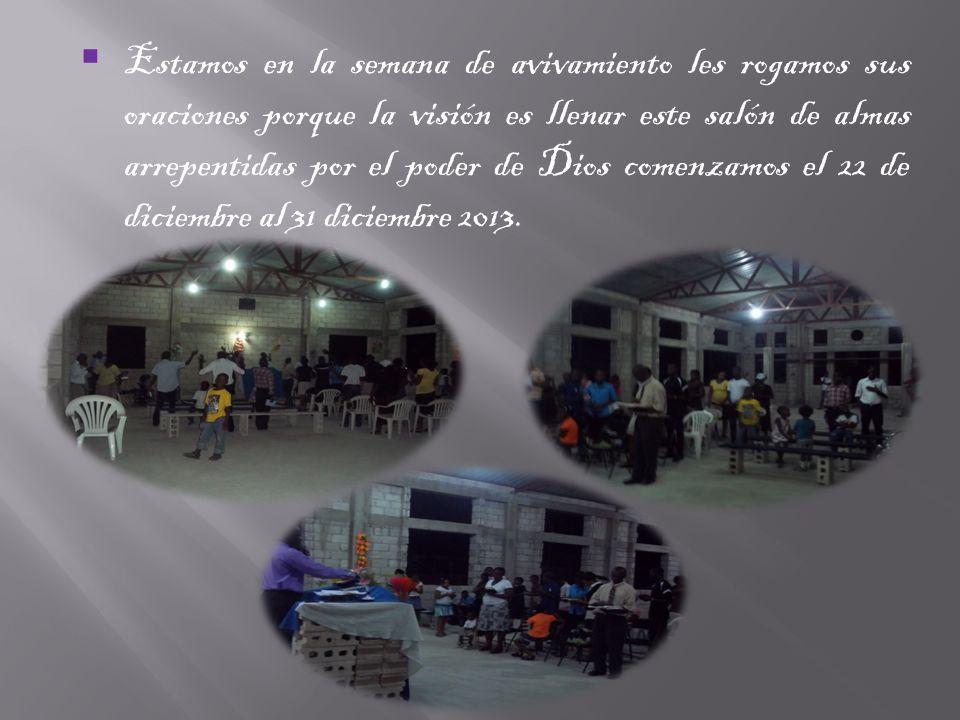 La iglesia pentecostal de divivier administrada por nuestro pastor y secretario nacional Darius Nathal celebrando matrimonio de los esposos Lafaille J
