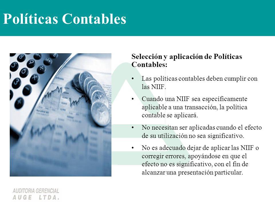 Diferencias entre PCGA en Colombia y NIIF Identificar las principales diferencias entre los PCGA localmente y las NIIF.