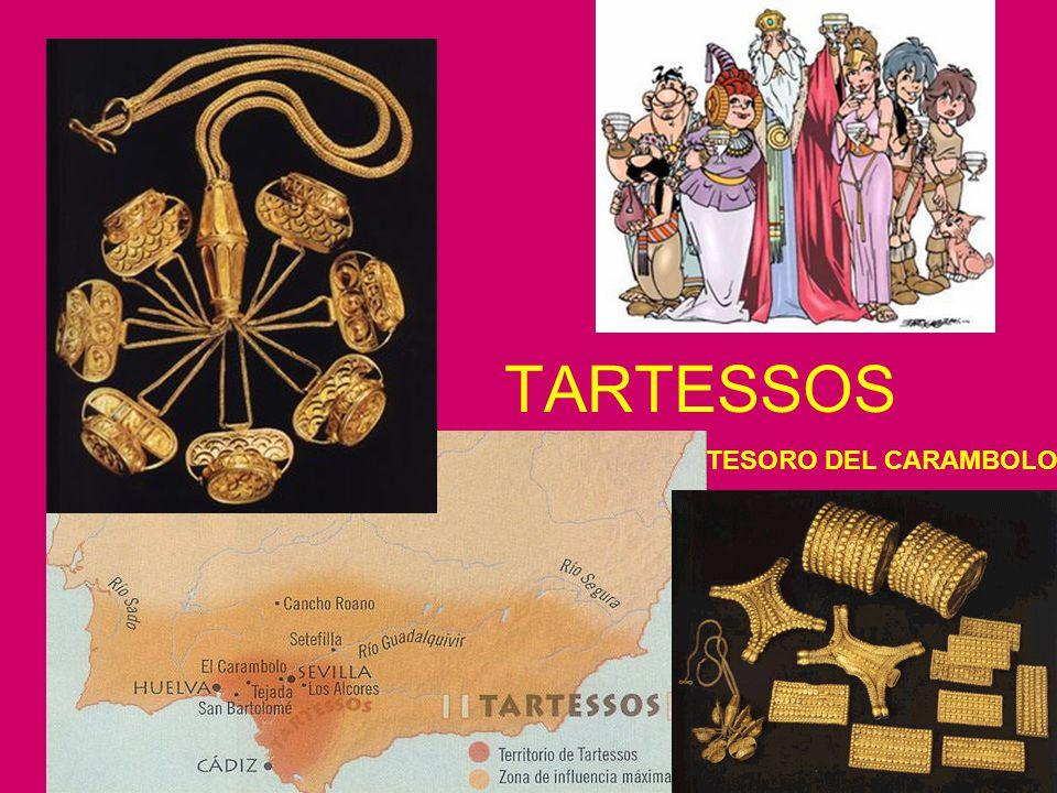 TARTESSOS TESORO DEL CARAMBOLO