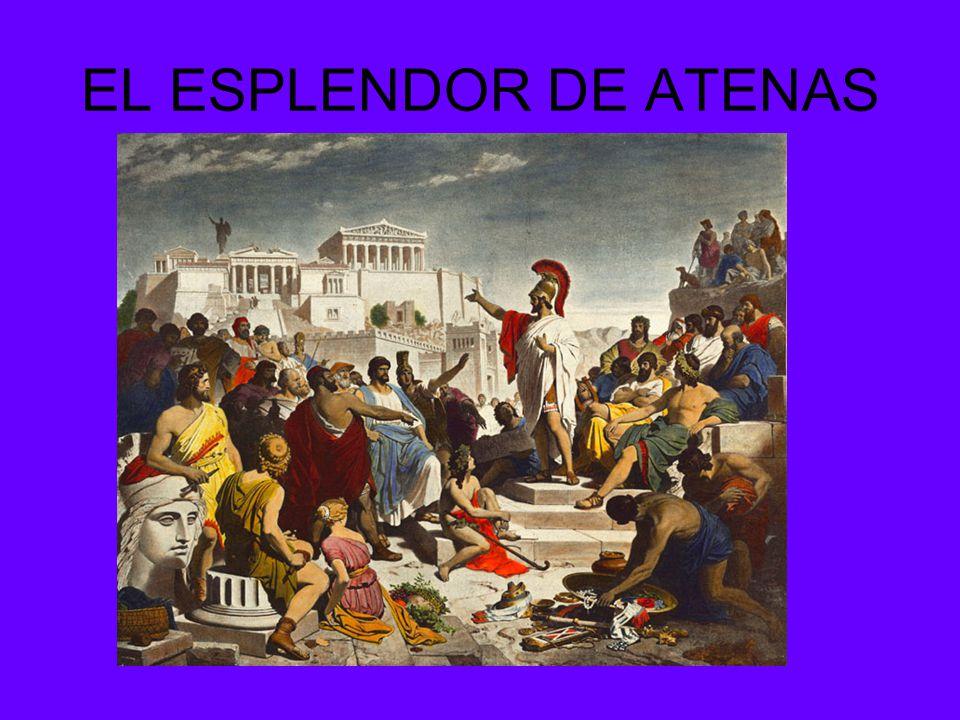 EL ESPLENDOR DE ATENAS