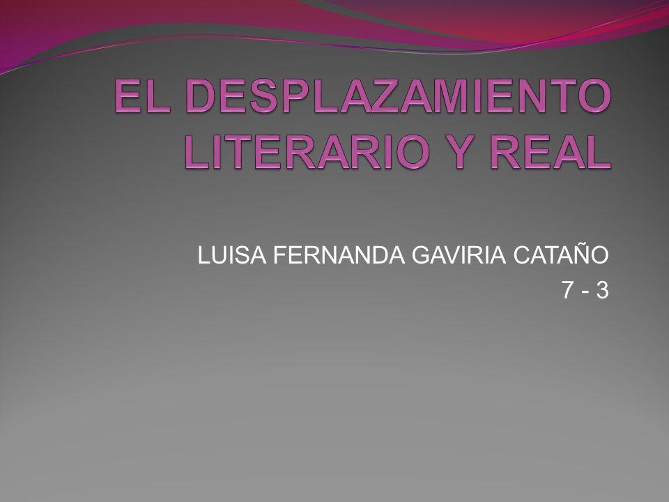 LUISA FERNANDA GAVIRIA CATAÑO 7 - 3