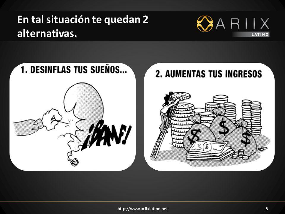 http://www.ariixlatino.net5 En tal situación te quedan 2 alternativas.