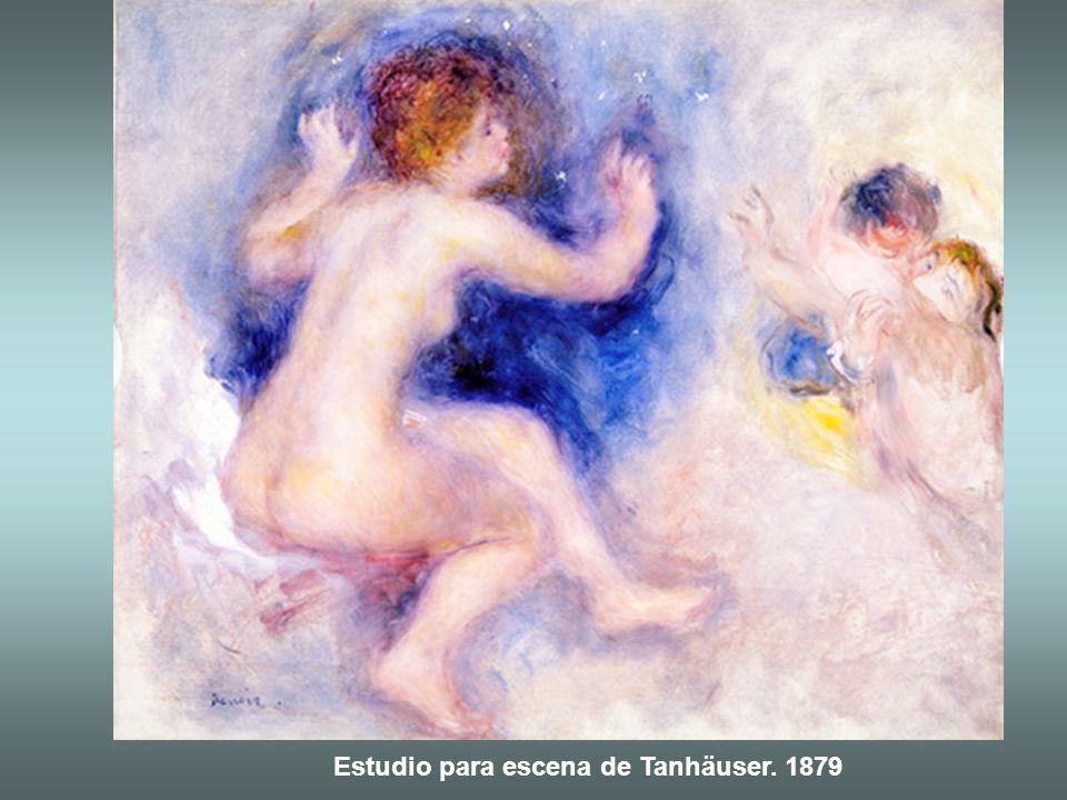 Desnudos y escenas femeninas
