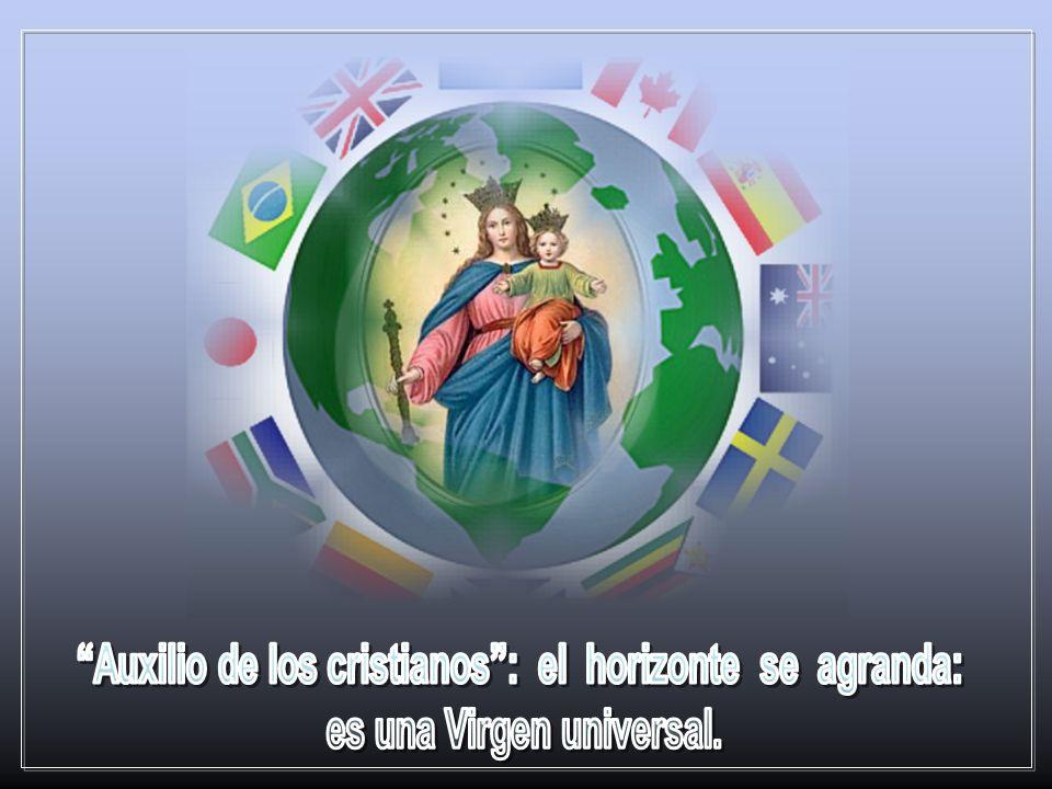Pero hay todavía una nueva iniciativa de María, manifestada para orientar la devoción y el trabajo apostólico de don Bosco. Según una declaración suya