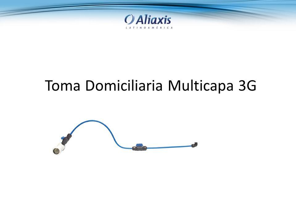 Toma Domiciliaria Multicapa 3G